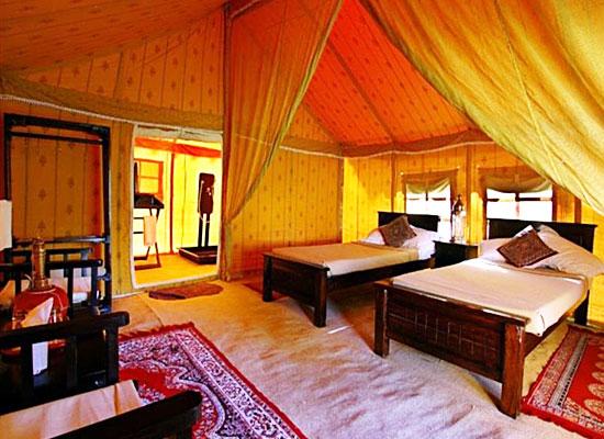 Dundlod Fort dundlod bedroom view
