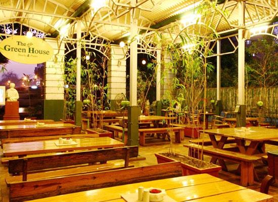 The House of Mangaldas Girdhardas Ahmedabad Dining