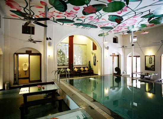 The House of Mangaldas Girdhardas Ahmedabad amenities