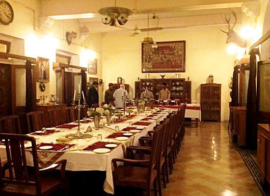 Bhanwar Singh Palace in Pushkar