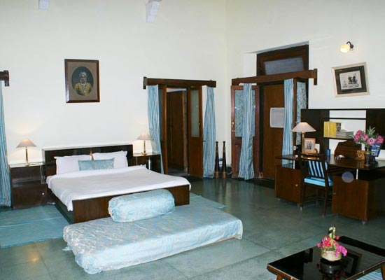 Bhanwar Singh Palace Pushkar Room