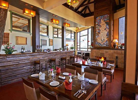 Hotel Tripura Castle Tripura Dining Area