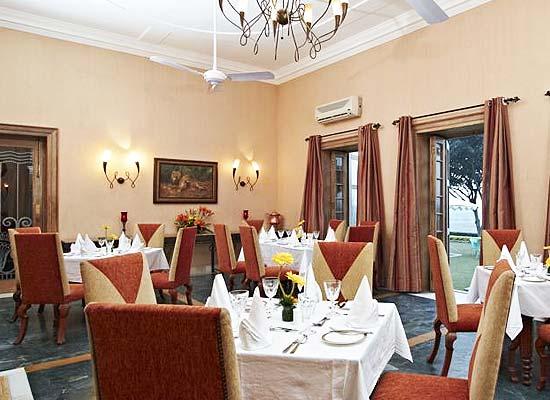 Ramgarh Lodge Jaipur Restaurant