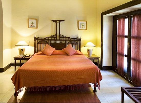Lalgarh Palace bikaner bedroom