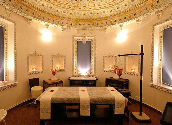 Jagmandir Island Palace Udaipur Room