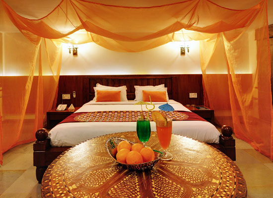 Heritage Khirasara Palace Rajkot Room