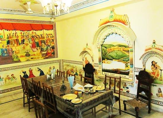 Baba Haveli Jaipur Restaurant