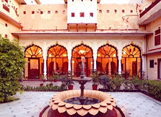 Karnot Mahal Jaipur Inside View