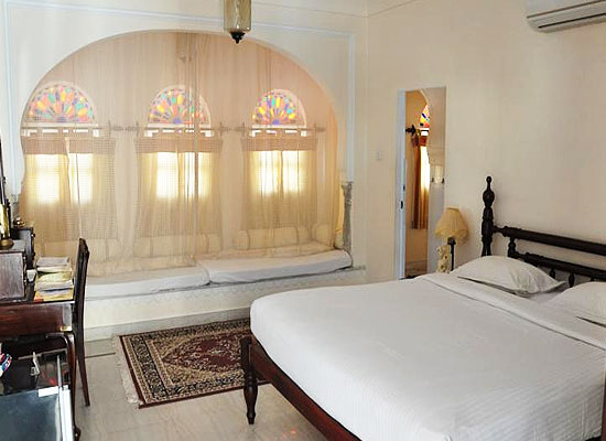 Room of Khandela Haveli Jaipur