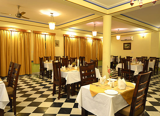Koolwal Kothi Nawalgarh, Rajasthan Restaurant