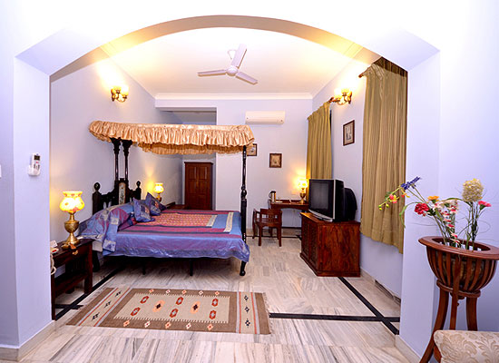Rooms at Koolwal Kothi Nawalgarh, Rajasthan