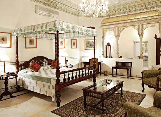 Alsisar Haveli Hotel Jaipur Room