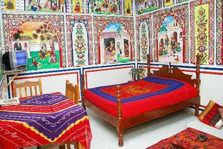 Hotel Shekhawati mandawa delux room