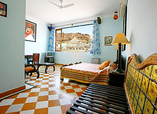 Haveli Inn Pal Jodhpur Room