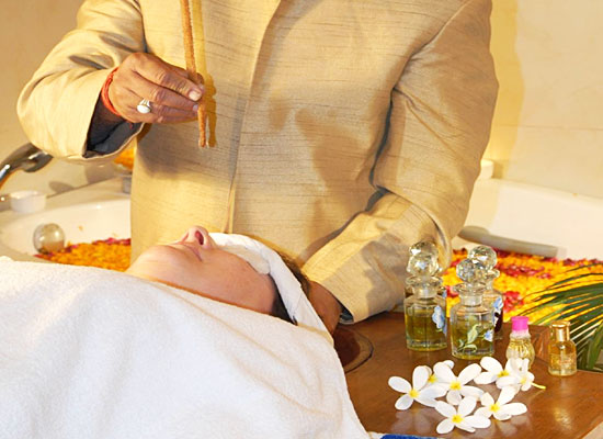 Grand Imperial Agra Spa