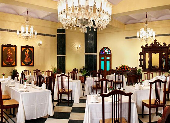 Grand Imperial Agra Restaurant