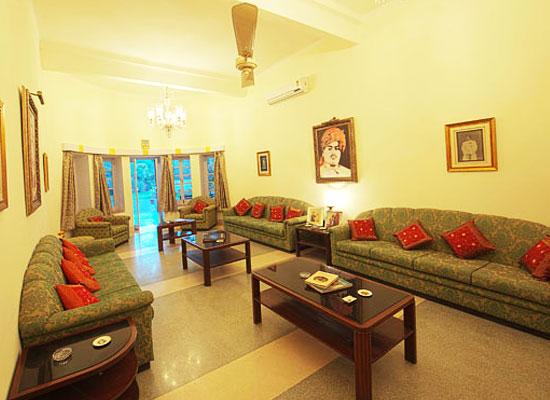 Madho Vilas Jodhpur sitting area