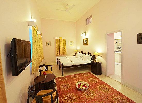 Madho Vilas Jodhpur bedroom