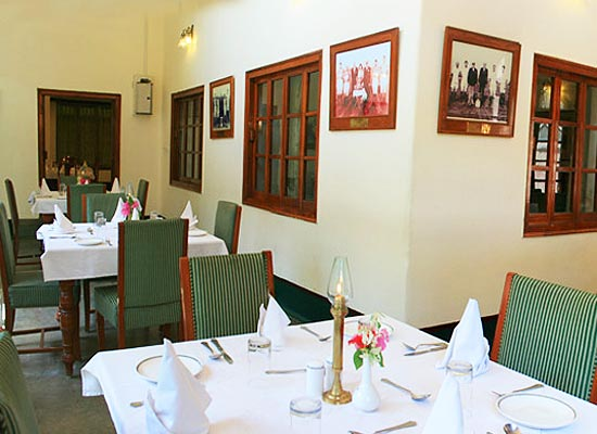 Dining Hall at Polo Heritage Jodhpur