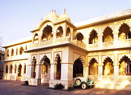 Bissau Palace Hotel Jaipur Outside