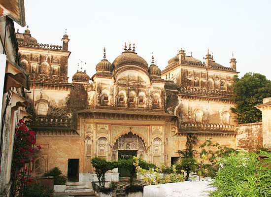 Fort Rampura Lucknow Outside View