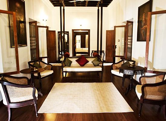chittor kottaram kochi dining room