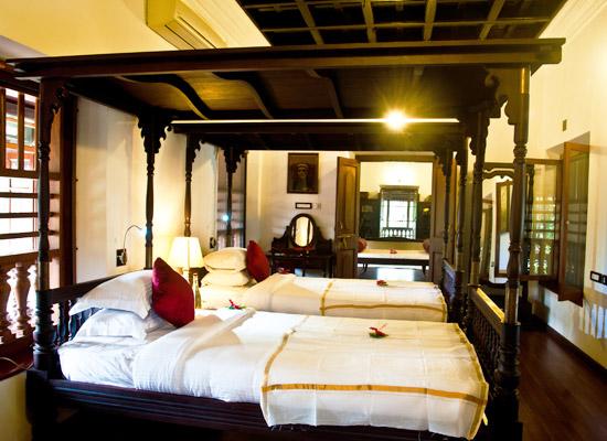 chittor kottaram kochi bedroom 2