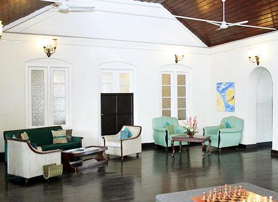 Koder House Kochi Sitting