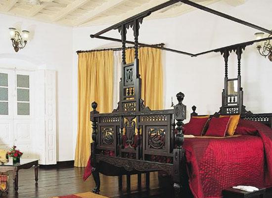 Koder House Kochi Room