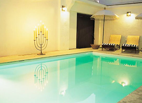 Koder House Kochi Indoor Swimming Pool