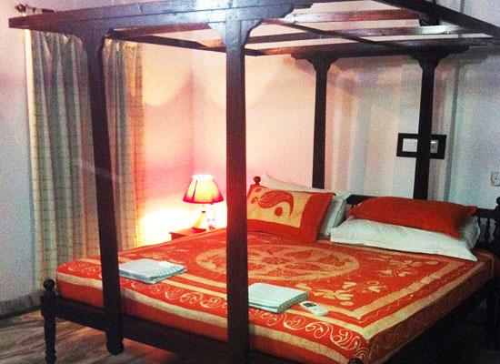 Room at Tharavad Palakkad, Kerala