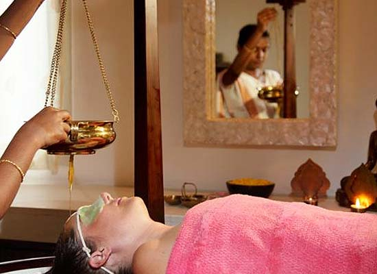 Spa at Old Lighthouse Bristow Kochi