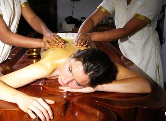 Kalari Kovilakom Palakkad Ayurveda Therapies