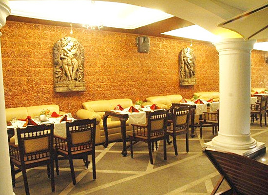 Anandha Inn Pondicherry Dining