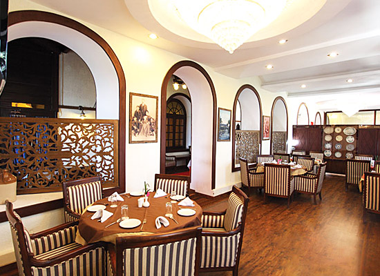 Ilbert Manor Mussoorie Dining