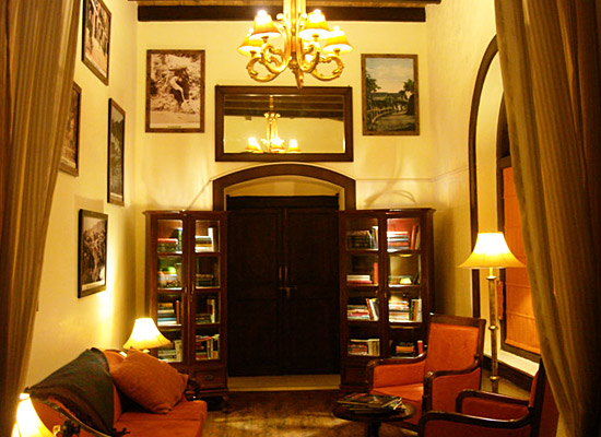 Ilbert Manor Mussoorie Interior
