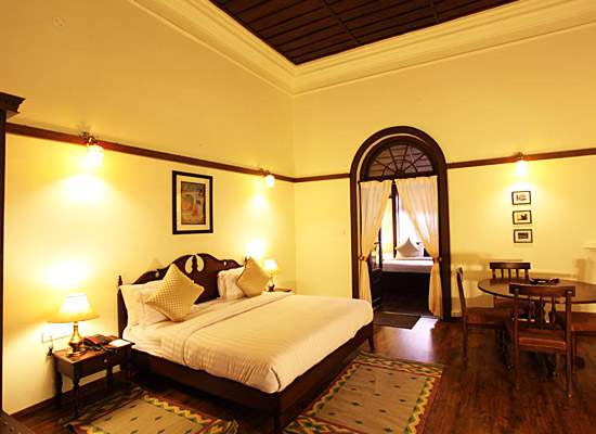 Ilbert Manor Mussoorie Room