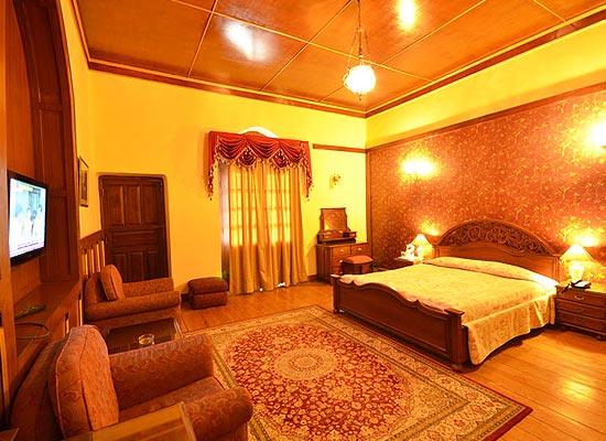 Room at Palace Belvedere Nainital