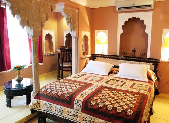 Bundi Haveli room