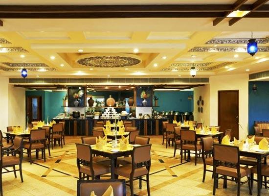 Club Mahindra Fort kumbhalgarh living area