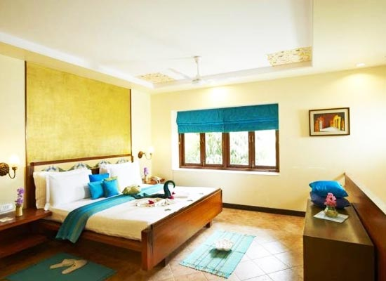 Club Mahindra Fort kumbhalgarh bedroom