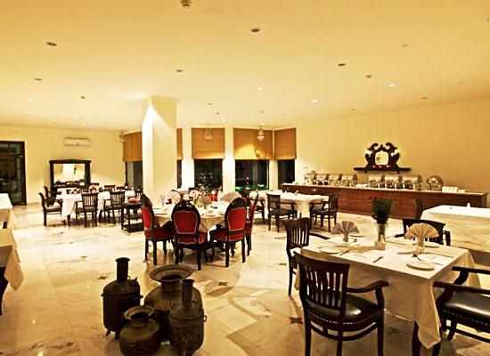 Hadoti Palace Bundi Restaurant