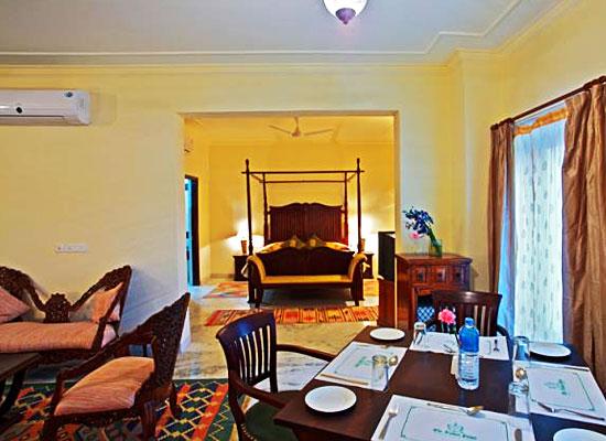 Hadoti Palace Bundi Sitting