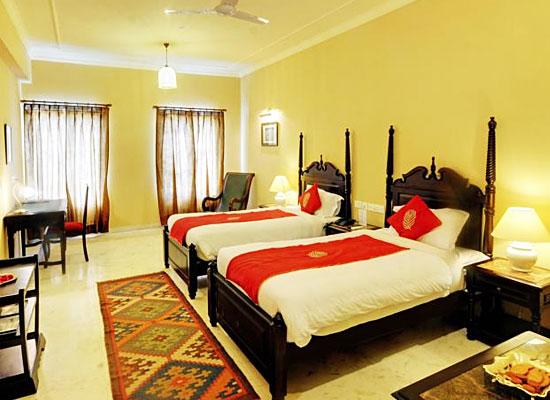 Hadoti Palace Bundi Room