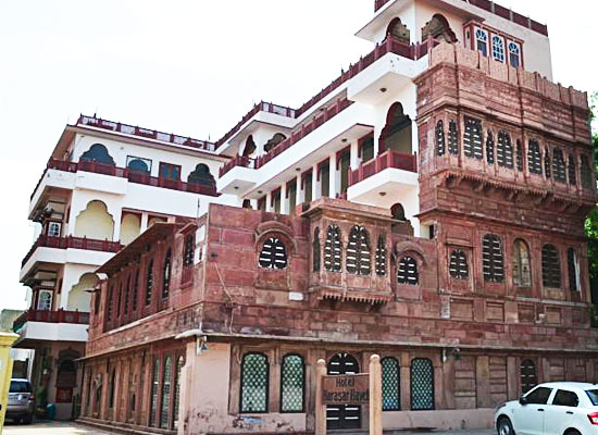 Harasar Haveli Bikaner Outside