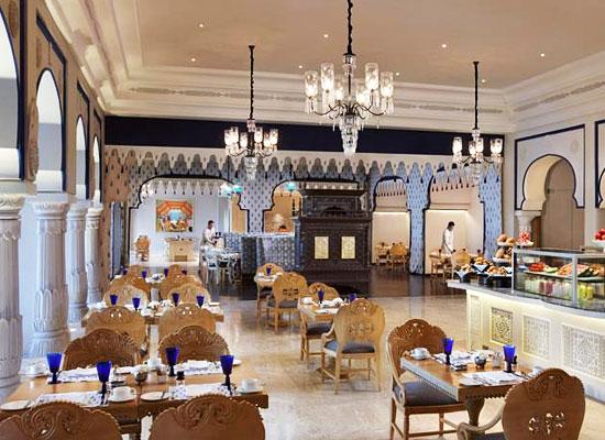 Dining Fairmont Hotel Jaipur