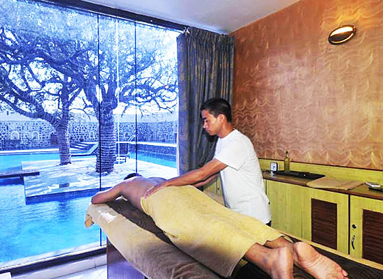 Fort Jadhavgarh Pune Ayurveda therapy