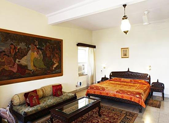 Barwara Kothi Jaipur Room