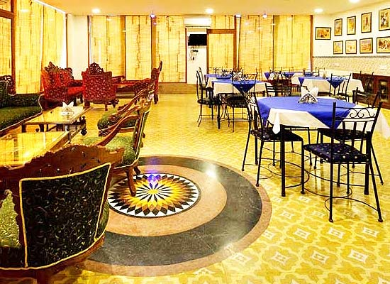 Restaurant at Radoli House Jaipur