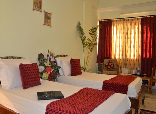 Hotel Sarang Palace jaipur delux room
